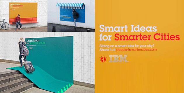 IBM: ý tưởng thông minh làm thành phố trở nên tốt đẹp hơn