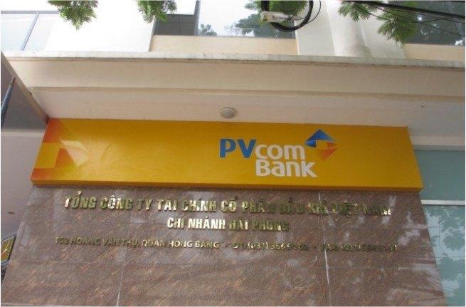 Biển hộp đèn PVcomBank