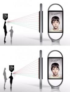 Biển quảng cáo ấn tượng nhờ công nghệ cảm ứng 2